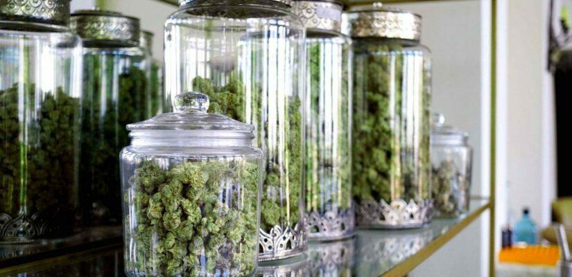 Cannabisstorage