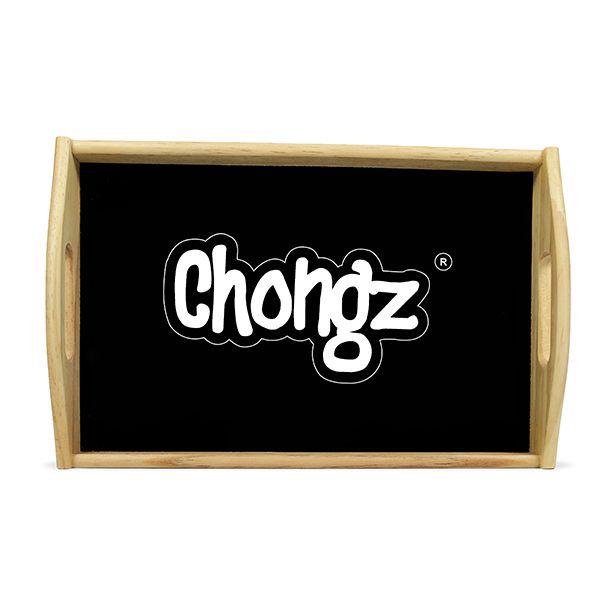 Chongz Wood Rolling Tray